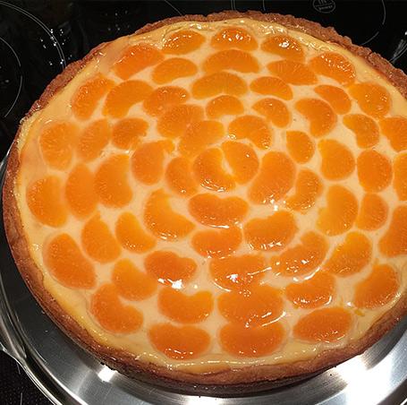 Haka70jahre De Mandarinen Schmand Kuchen Haka70jahre De